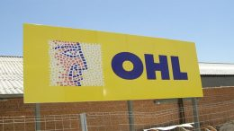 Spanish construction company OHL