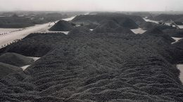 china coal production