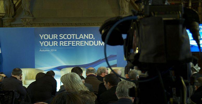 Scotland indepence referendum
