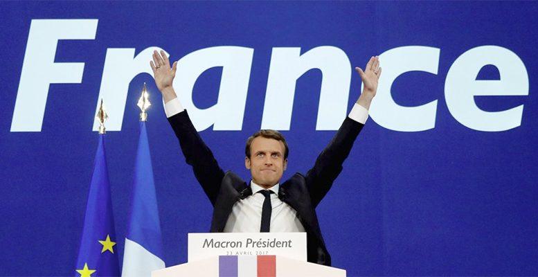 Emmanuel Macron's style of governing
