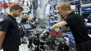 germany's economy muscle