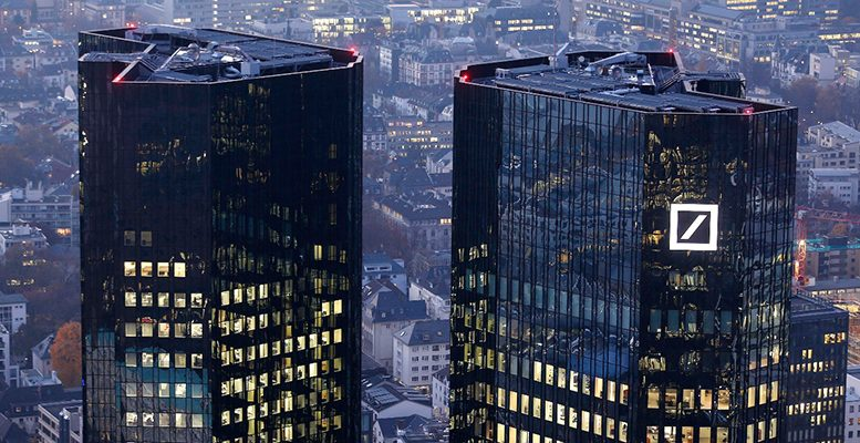 Deutsche Bank's capital hike 2017