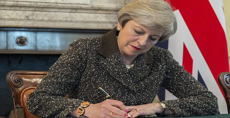 Brexit deal sealed in Brussels.