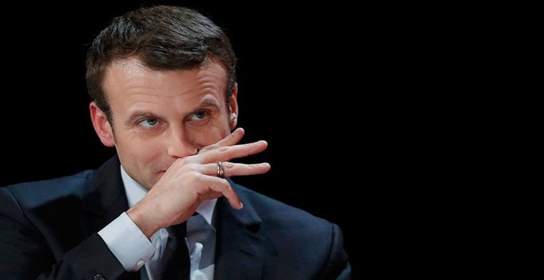 Emmanuel Macron France's President
