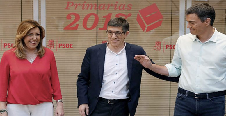 spanish socialist party primary elections