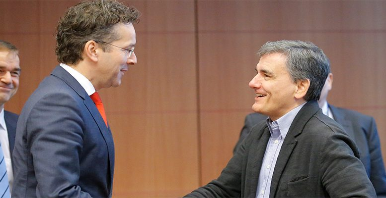 Greek debt relief at the Eurogroup