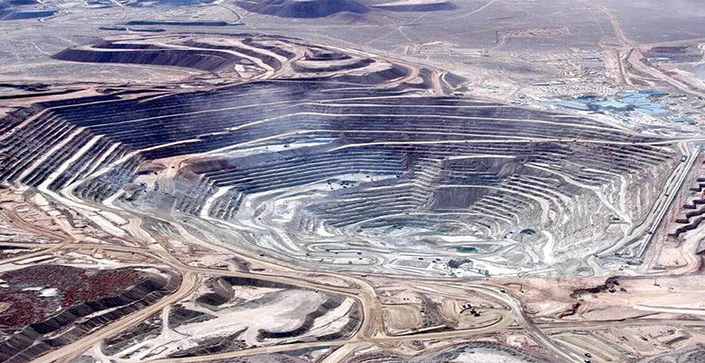 Abengoa copper mine