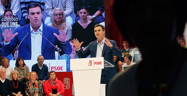 Spanish PSOE could dissapear