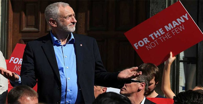 Labour Party's surge in the polls