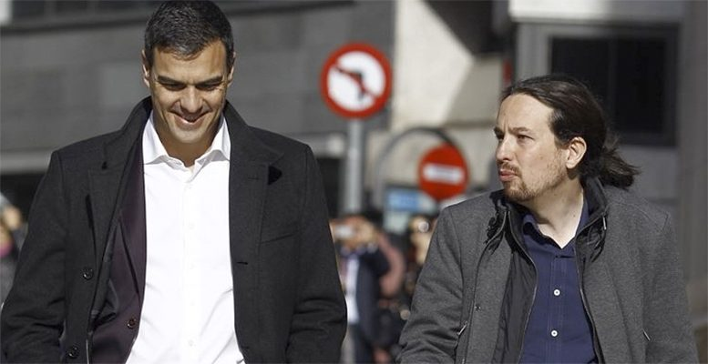 Spain's left's inability to unite against the right