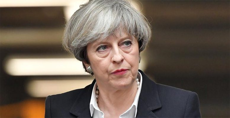 PM Theresa May wins election without majority