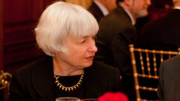 Janet Yellen's determination