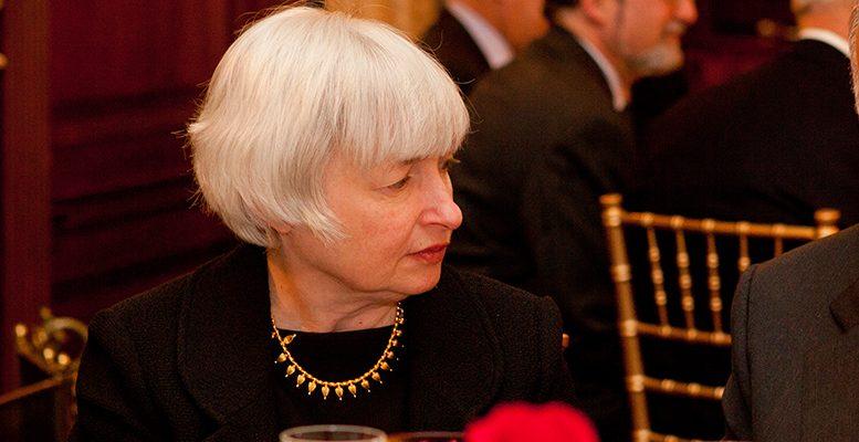Janet Yellen's determination