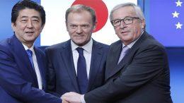 EU-Japan trade deal