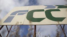 FCC restructuring