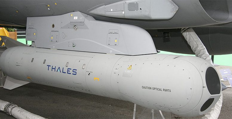 France plans for Thales