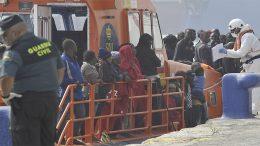 Moroccan migration in Malaga