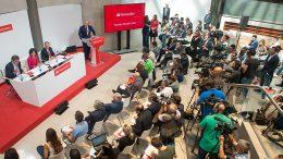 Santander sells property assets
