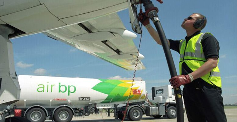 Oil and airline industries' link