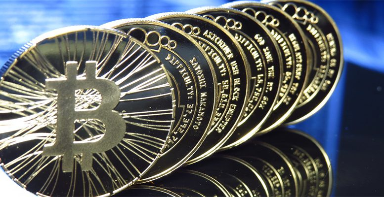 Bitcoin record mark