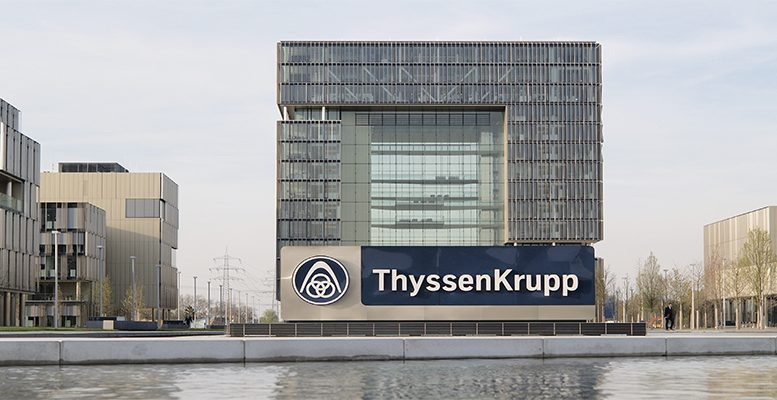 ThyssenKrupp's merger with Tata Steel