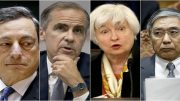 Central banks' tapering
