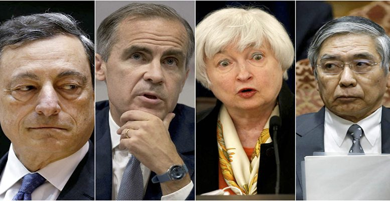 Central banks' credibility