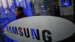 Samsung Group head corruption