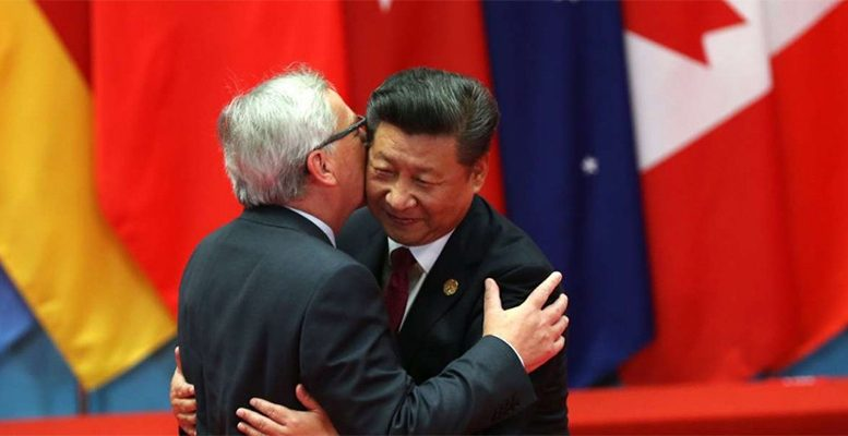 China-EU-relations