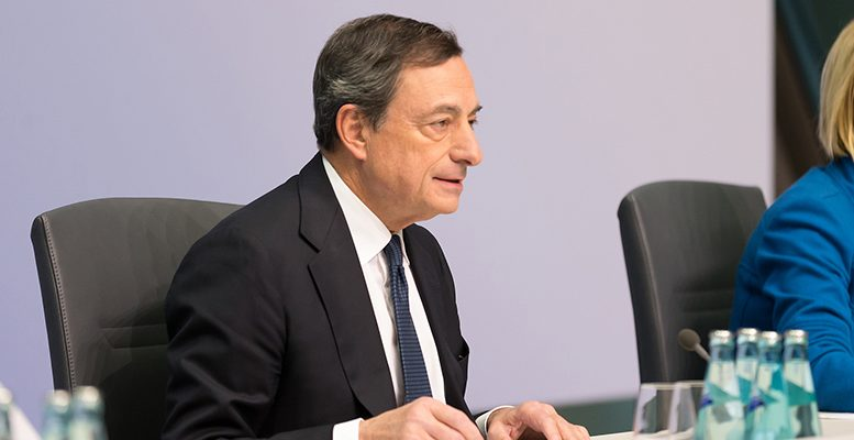 ECB's meeting to announce tapering