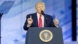 Trump takes on Tax reform