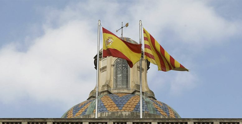 The short-lived Republic of Catalonia