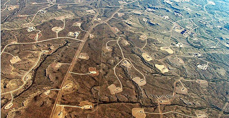 US conventional oil excesses