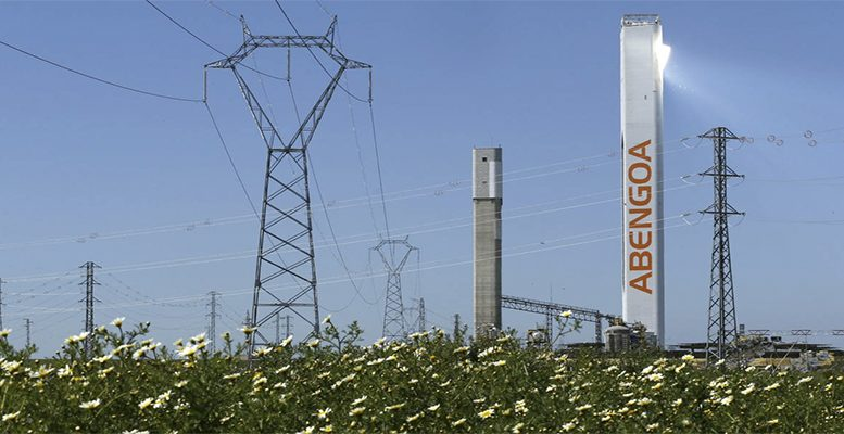 Abengoa results to September