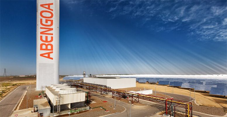 Abengoa's sale of Atlantica Yield