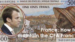Franco CFA y MACROM T3