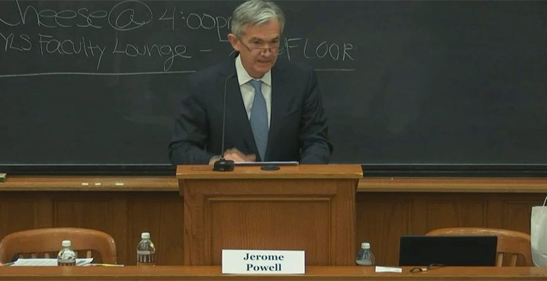 Next Fed Chair Jerome Powell's tricky position