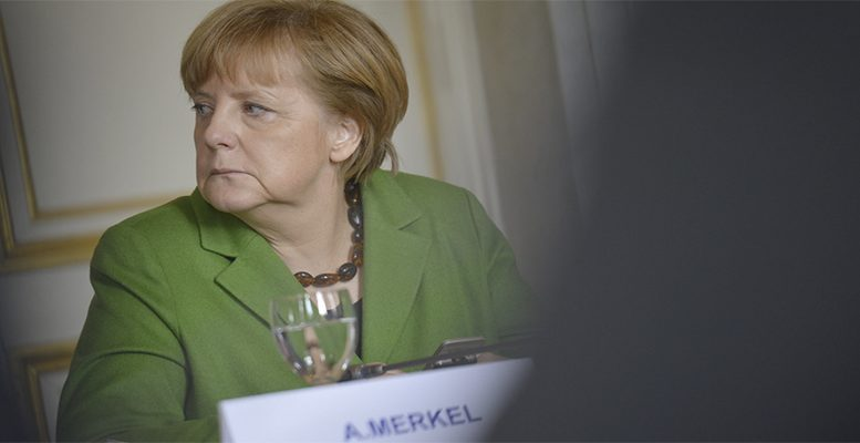 German political crisis for Angela Merkel