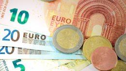 Eurozone banks deposit facility rate.