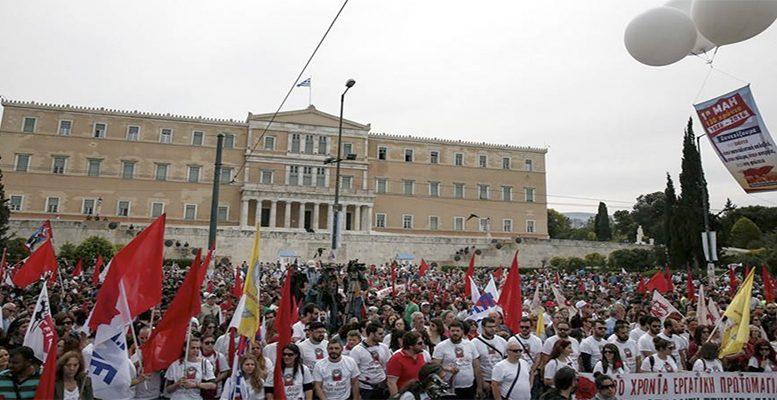 Greece labour market reforms