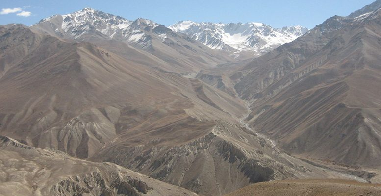 The bridge to connect Asia: the Wakhan corridor
