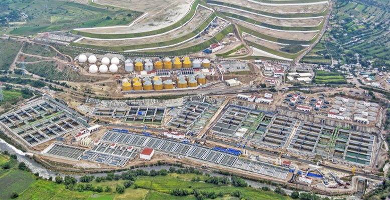 Acciona's contract in Mexico water sector