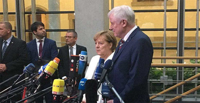 Is Jamaica coalition failure a German crisis?
