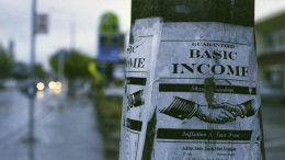 Do we need a universal basic income?