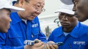 Chinese manufacturers in Africa