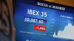 Ibex 35 index