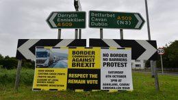 The Irish border role in Brexit