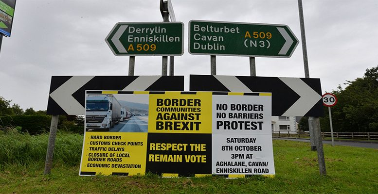The Irish border role in Brexit