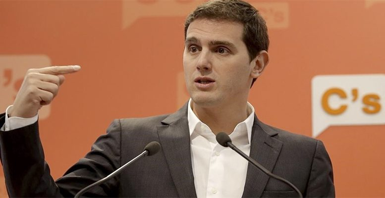 The liberal Citizens party has risen to the top of Spanish polls