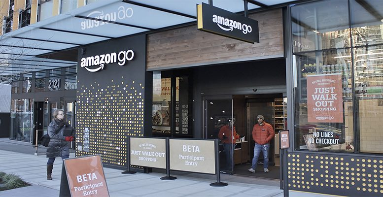 AmazonGo to be a shopping revolution